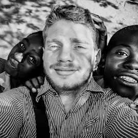 Selfie by Dylan Van den Berg - People Group/Corporate
