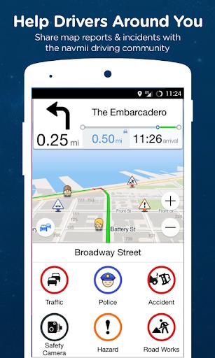 Navmii GPS World (Navfree) screenshot 2