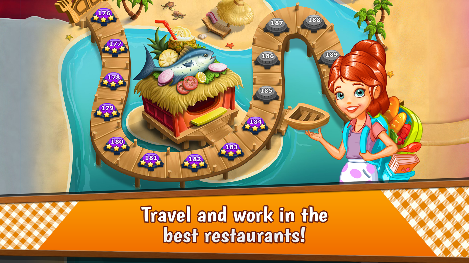 Cooking Tale Screenshot 1