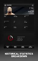Screenshot of Bellator MMA