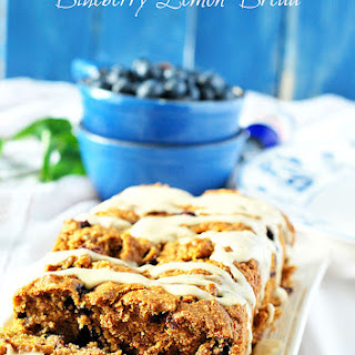 Blueberry Bread Rice Flour Recipes