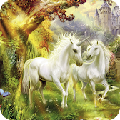 Unicorn Wallpapers HD APK Icon