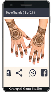 Latest Mehndi Designs - screenshot