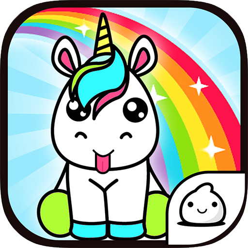 Unicorn Evolution - Idle Cute Clicker Game Kawaii (game)