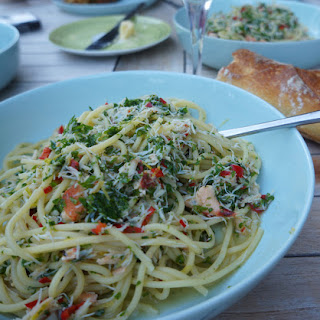 Crabmeat Linguine Recipes