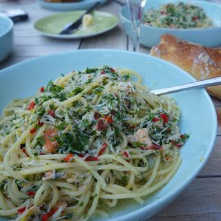 Crabmeat Pasta White Sauce Recipes