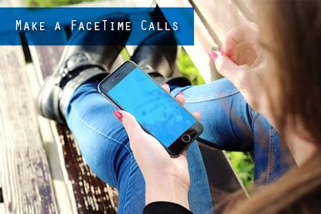 Make a FaceTime Calls Guide - screenshot