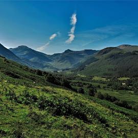 by Phil Bear - Landscapes Mountains & Hills ( mountains, highlands, uk, hills, ben nevis, scotland )