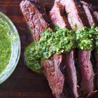Chimichurri With Basil Recipes