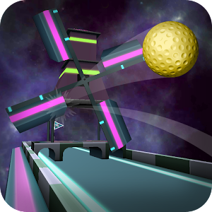 Mini Golf 3D: Space Icon