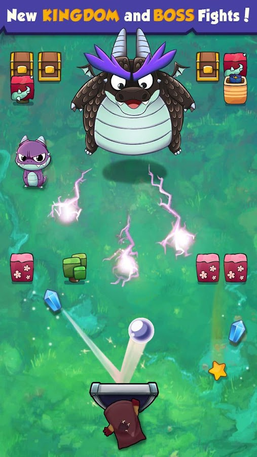 Brick Breaker Hero Screenshot 4