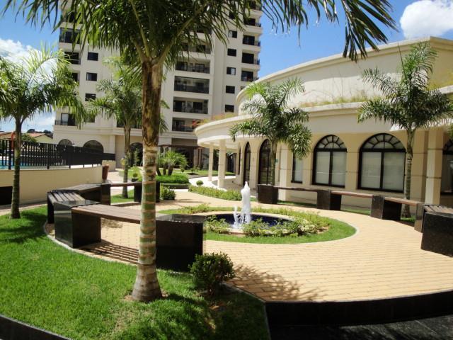 Apartamento  residencial para locação, Jardim Esplanada, São
