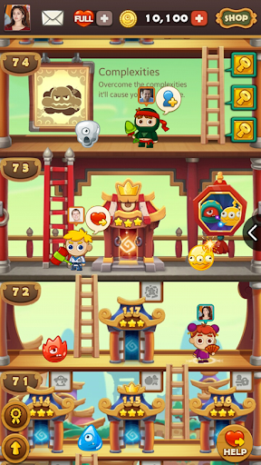 Monster Busters: Link Flash - screenshot