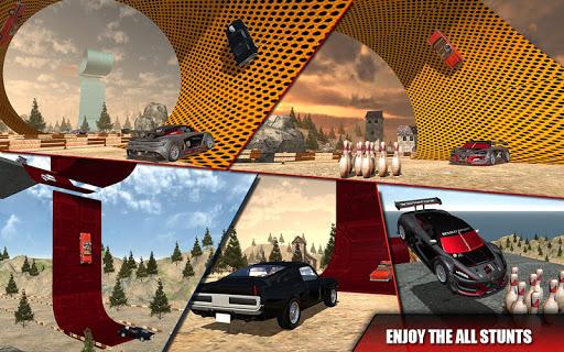 Bowling King Extreme Stunt Car - screenshot