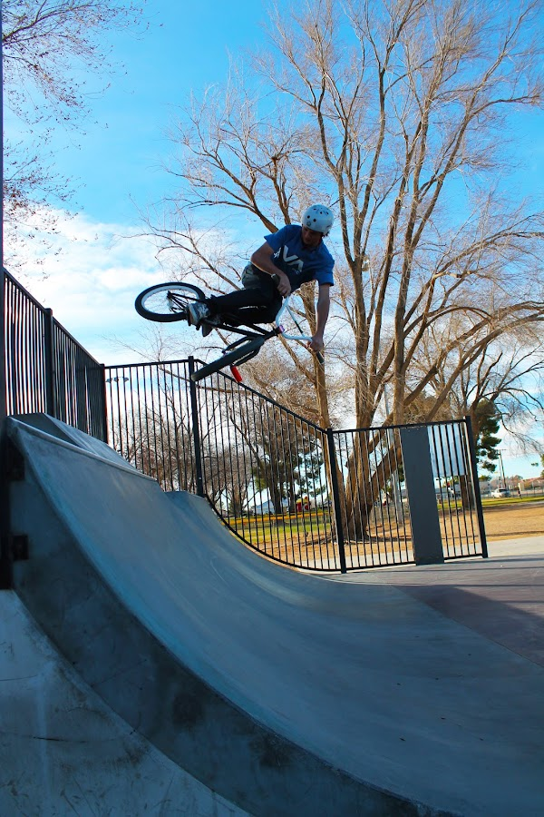 Skatepark by Jay Woolwine Photography - Sports & Fitness Other Sports ( skateboarding, bicycle jump, bmx bike, bicycle ramp, bike trick, skatepark )