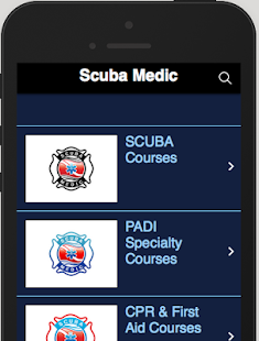 Scuba Medic - screenshot