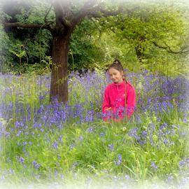 My Girl by Neil Wilson - Babies & Children Child Portraits