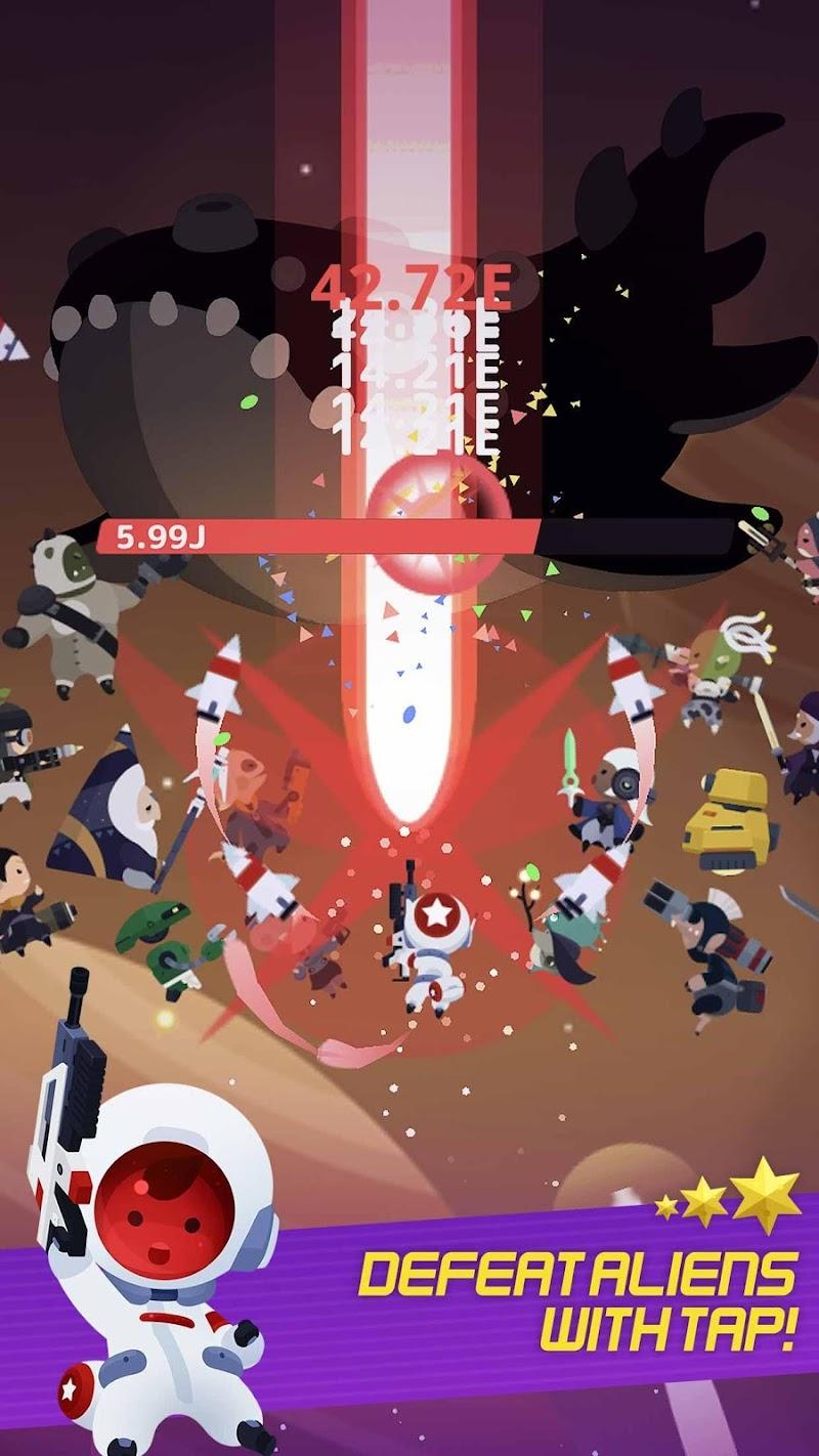 Tap! Captain Star Screenshot 1