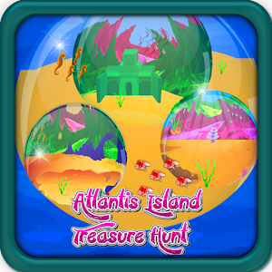 Atlantis Island Treasure Hunt