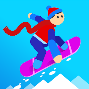 Ketchapp Winter Sports For PC