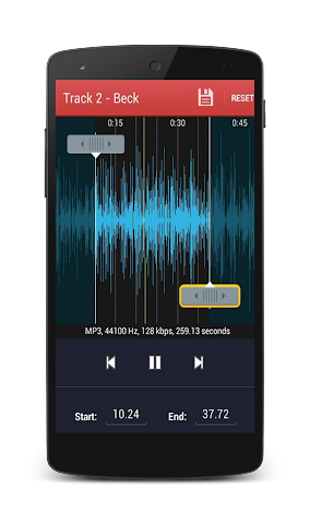 android Mp3 Cutter and Ringtone Maker Screenshot 20