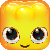 Jelly Splash - Line Match 3 APK Icon