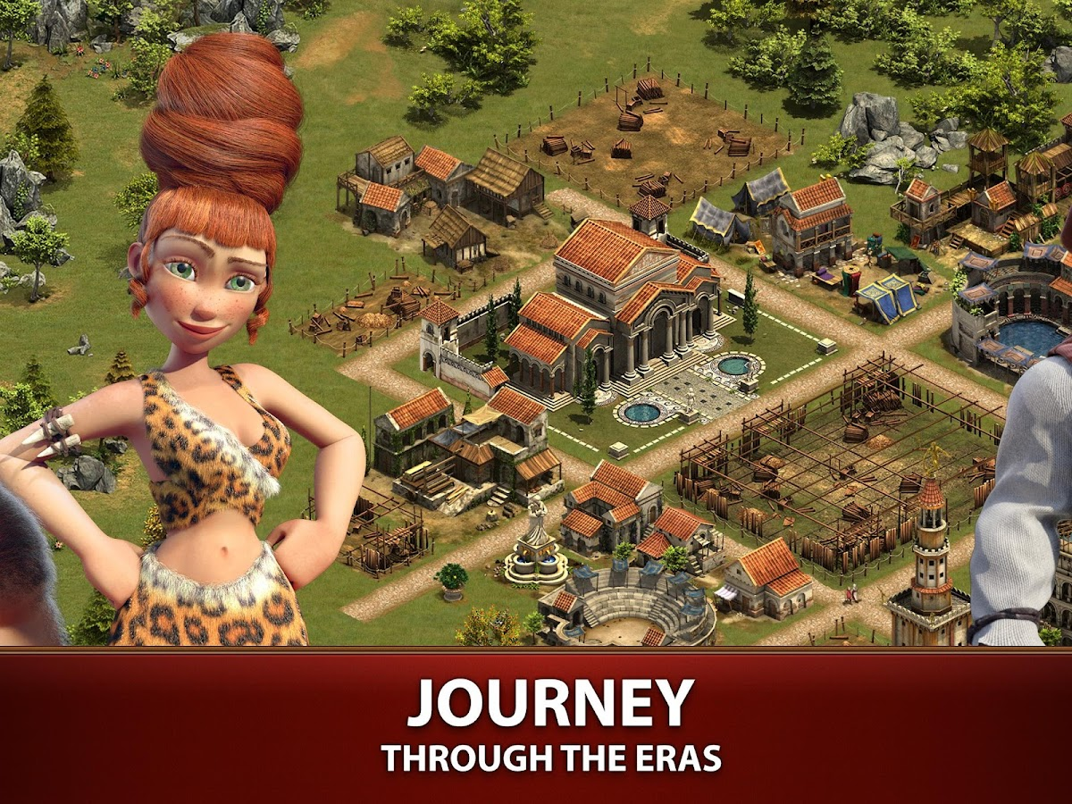 Forge of Empires Screenshot 2