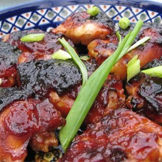 Caramelized Baked Chicken Recipes