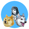 StickerPacks for Telegram APK for Bluestacks