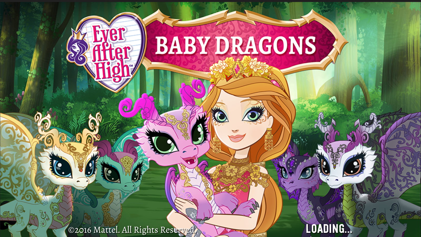 Ever After High™: Baby Dragons Screenshot 7
