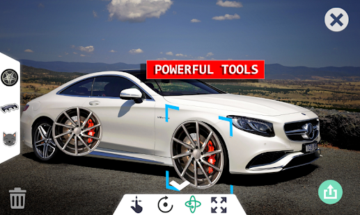Car Photo Tuning- screenshot thumbnail
