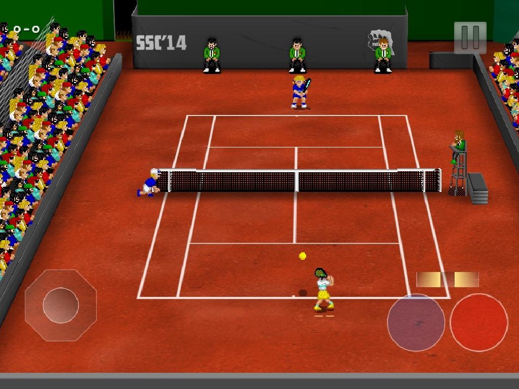 Tennis Champs Returns Screenshot 12