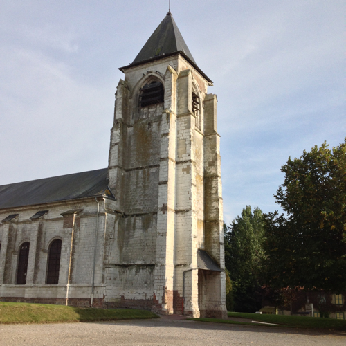 photo de Eglise Saint Martin (Yvrench)