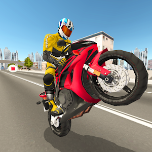 Moto Racing Top Speed For PC
