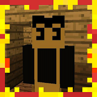 Skins for MCPE for Bendy and the Ink Machine For PC