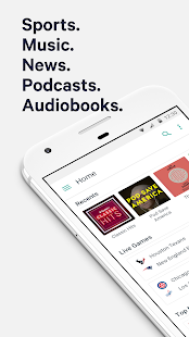 App TuneIn Radio: Stream NFL, MLB, Music & Podcasts APK for Kindle