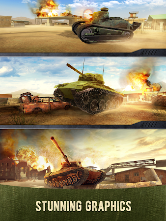 War Machines Tank Shooter Game 1.8.1 screenshot 612224