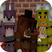 Mod FNAF for Minecraft PE  for Android