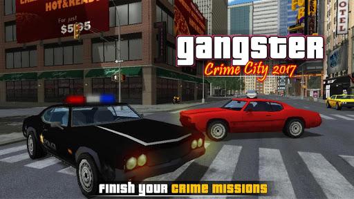 Gangster Crime City 2017