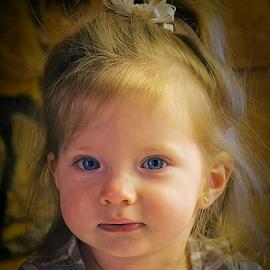 Gianna by Joe Saladino - Babies & Children Child Portraits ( girl, family, granddaughter, child )