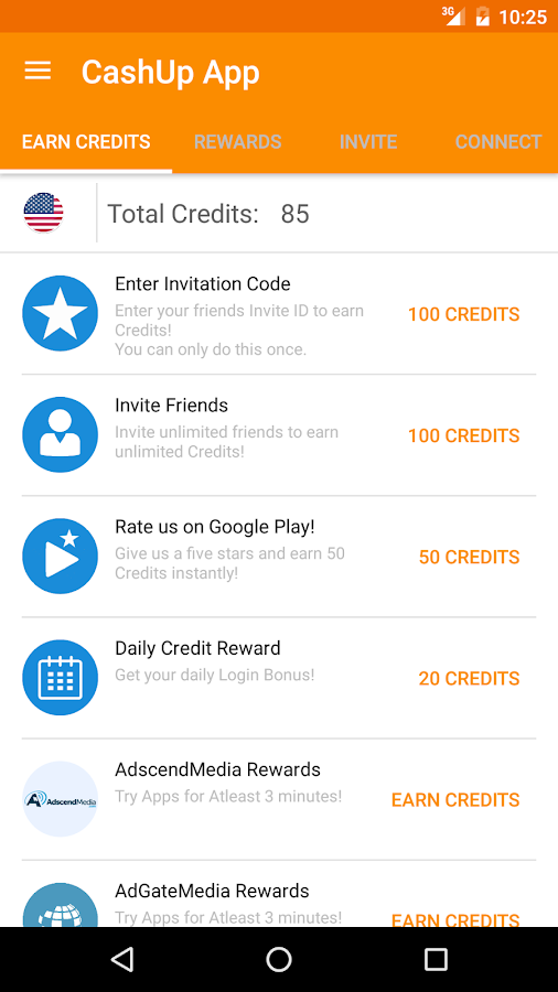 Free Gift Cards & Make Money Screenshot 1
