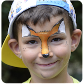 Download Kids Face Painting Ideas APK on PC
