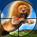 Game Lion Hunting - 2017 Sniper 3D apk for kindle fire