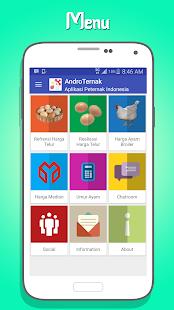 App AndroTernak: Harga Telur, Ayam apk for kindle fire