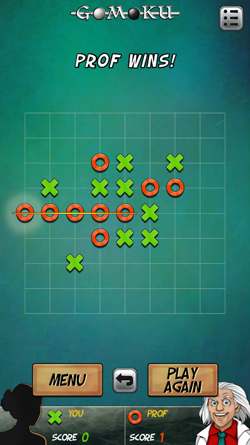 Gomoku Screenshot 3