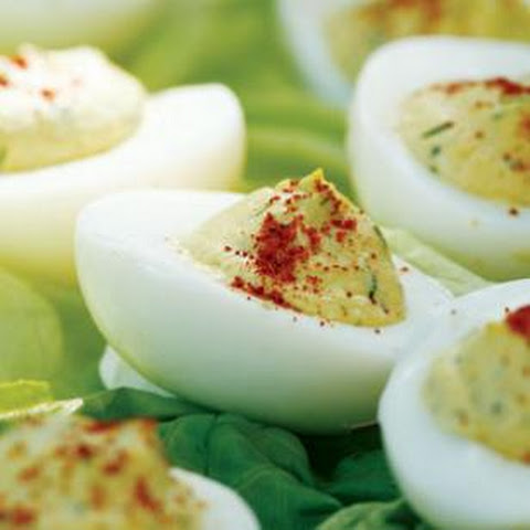 6 Simple Secrets For Perfect, Velvety Deviled Eggs
