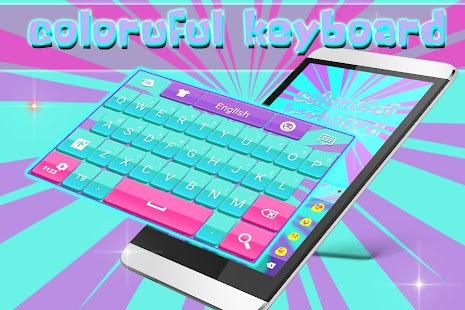 App Colorful Keyboard for Android APK for Windows Phone