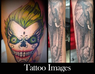 Tattoos | Tattoo Artist in London | D'Angels Tattoos