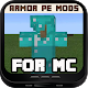 Armor PE Mods For MC