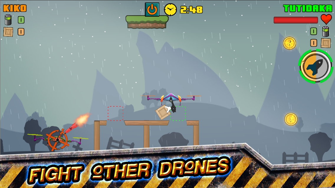 Drone Battles Screenshot 4